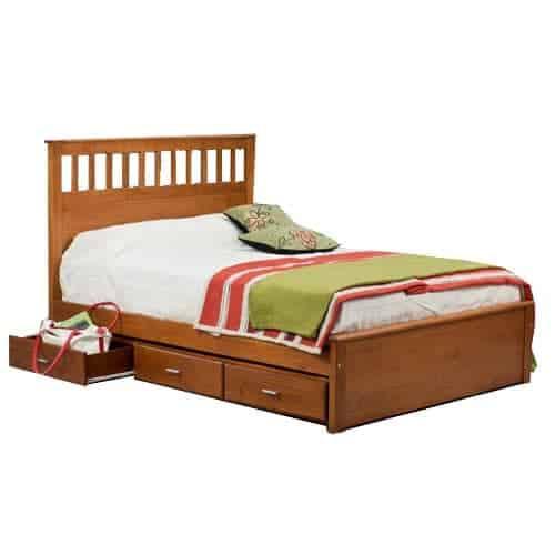 Cajonera dadone 3 cajones bajo cama mts querciali hogar - Cajonera bajo cama ...