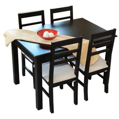 Combos mesa y sillas for Juego de mesa y sillas para cocina