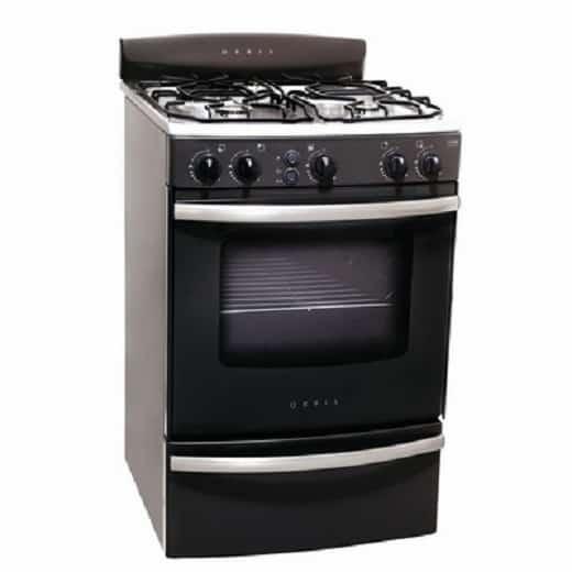 Cocina Orbis C9300 Gris Parcial Querciali Hogar